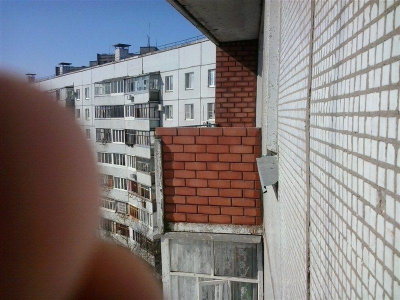 Кирпичная кладка перегородок, внутренних в тольятти.