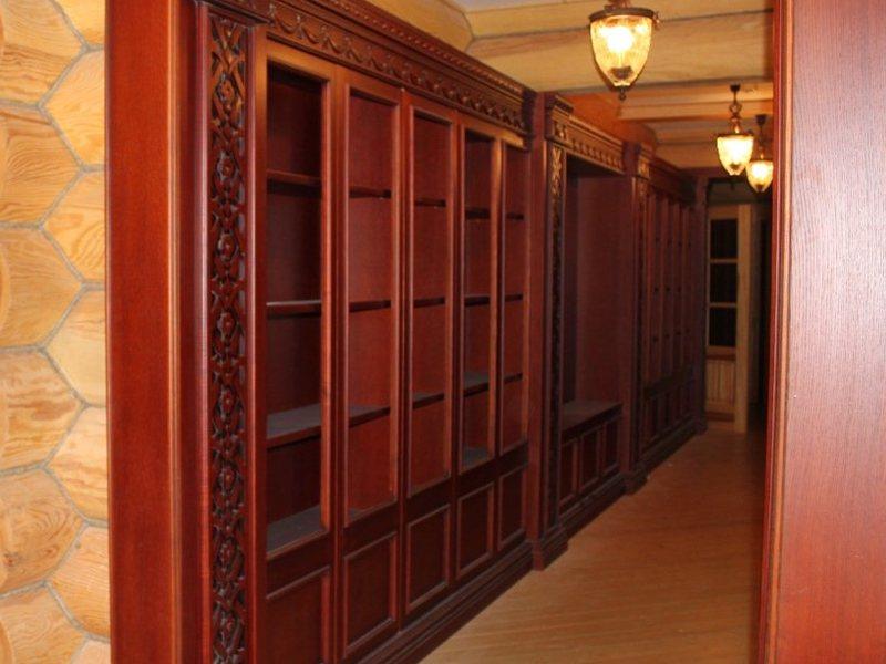 Предлагаем изготовление эксклюзивной мебели в москве.