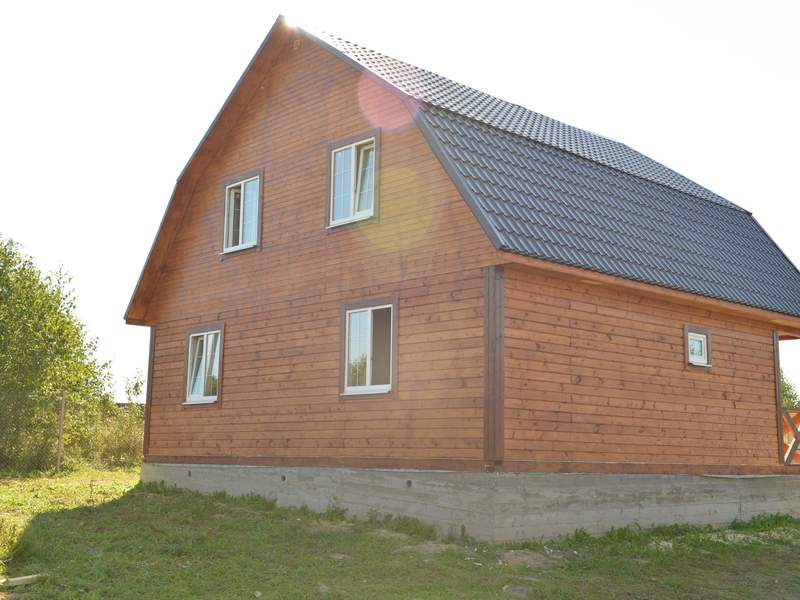 Купить дом в деревне пмж можайский район
