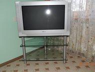 Телевизор Sony Телевизор Sony Trinitron KV-32FX68K  Диагональ 80 см. Звук стерео, встроенный саббуфер.   Состояние хорошее. Руководство по эксплуатаци, Нефтеюганск - Телевизоры
