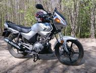 Продаю Yamaha YBR-125 Продаю Yamaha YBR-125. Отличный мот для тех, кому надоели пробки и кто хочет научиться водить мотоцикл. Очень лёгок в управлении, Нефтеюганск - Мотоциклы