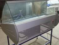 Нижнекамск: Компактные холодильные витрины Продам две б/у универсальные холодильные витрины в отличном состоянии 2014 года выпуска.   температурный режим от +8 до