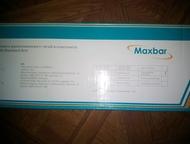 доводчик Maxbar 2000 V BC доводчик Maxbar 2000 V BC верхнего расположения с тягой в комплекте. Цвет - белый. Устойчив к низким температурам. Количеств, Нижний Тагил - Разное
