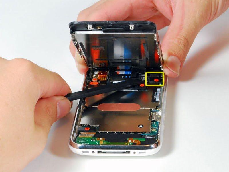 Замена дисплея телефона своими руками