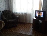Сдаётся 1 ком кв Сдается 1- комн. квартира в Степном в Оренбурге на часы, сутки, недели , возле Микрохирургия глаза. 4 спальных места, телевизор, кабе, Оренбург - Снять жилье