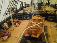 Орск: продам модель парусника Модель парусного корабля из дерева в масштабе 1:50 размером 100 х 85 х35 см. Отлично украсит интерьер кабинета или квартиры.