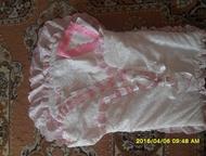 Продам детские вещи Детский конверт на выписку + 3 уголка, шапочка и распашонка для девочки, Рубцовск - Детская одежда
