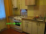 Самара: Сдам 1-комнатную квартиру Сдам 1 к. кв ул. Олимпийская\Елизарова 35 м. кв. , с мебелью, два дивана, кресло, стенка, стол, кухонная мебель, холодильник