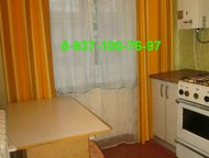 Сдам 1-комнатную квартиру Сдам 1 к. кв ул. Олимпийская\Елизарова 35 м. кв. , с мебелью, два дивана, кресло, стенка, стол, кухонная мебель, холодильник, Самара - Снять жилье