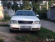 Самара: Продам Audi A6 б/у Audi A6 седан 5 дверей, 1996 г. , пробег 180 000 - 189 999 км.   1. 8 MT (125 л. с. ), бензин, передний привод, левый руль, не биты