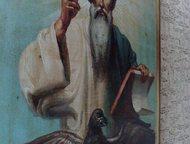 Самара: Икона Апостол Иоанн Богослов Предлагаю старую икону с редким сюжетом Иоанна Богослова. Одного из любимых учеников Христа. Христианская Церковь чтит па