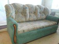 продам диван б\у продам диван б\у для дачи, Самара - Мягкая мебель