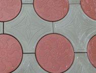 тротуарная,фасадная плитка,водостоки и бордюрный камень Производственная компания СарПлитка производит высококачественную, морозоустойчивую тротуарную, Саратов - Отделочные материалы