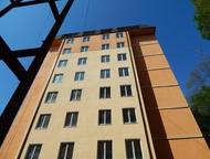 Сочи: Квартира в Адлере Ул. Лесная Блиново, 48 кв. м квартиру на 9/9 эт. дома, два балкона, вид на море, 200 м остановка, в шаговой доступности школа
