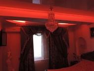 Сочи: Квартира у моря в Адлере 2-х комнатная квартира в четырехстах метрах от моря с шикарным дизайнерским ремонтом в Адлере. В квартире уже есть все необхо