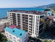 Квартира в Адлере Продается квартира от собственника, с чистовой отделкой, из окон панорамный вид на море, установлены приборы учета на все коммуникац, Сочи - Продажа квартир