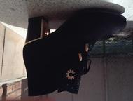 Продам ботинки Продам ботинки черного цвета р36 почти новые, Таганрог - Женская обувь