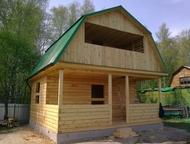 Построить дом из бруса, Строительство домов Работа выполняется на профессиональном уровне. Огромный опыт в строительстве.   Все работы выполняются под, Тюмень - Строительство домов, коттеджей