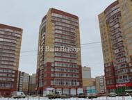 Квартира 1к, Пермякова, д, 75 Продаётся 1к квартира, новостройка, дом сдан 2015г, Тюменский мкр, ул. Пермякова. д. 75. Квартира на 9 этаже 16 этажный , Тюмень - Продажа квартир