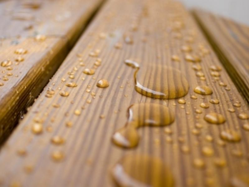 Обработка и защита древесины