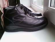 Тула: Ботинки демисезонные Ботинки 37 размер, производство Италия, кожа натуральная, со всех сторон, подошва каучуковая. Новые абсолютно. Везла из Италии пл