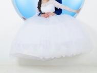 Тула: Продам платье Красивое свадебное платье белого цвета, одевалось один раз. Возможен торг.