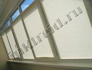 Рулонные шторы полупрозрачные Полупрозрачные рулонные шторы различной степени интенсивности.     Широчайший выбор палитры, узоров, плотности и структу, Волгоград - Шторы, жалюзи
