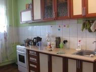 Воронеж: Сдается двухкомнатная квартира от собственника Очень тёплая квартира, есть вся необходимая мебель, стиральная машинка-автомат, телевизор, микроволнова